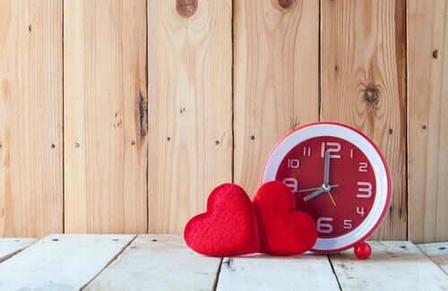 Tre tider i forholdet: deg-tid, meg-tid og oss-tid