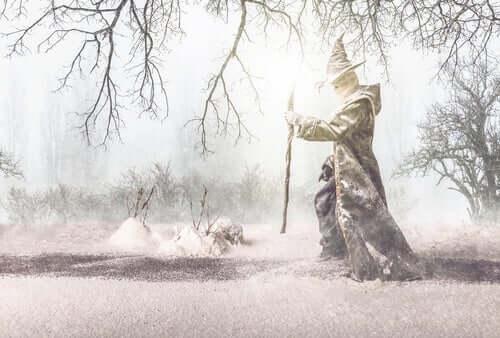 Merlin: Biografien om en legendarisk trollmann