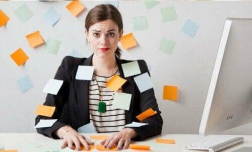 Å huske ting kan være vanskelig under kronisk stress.