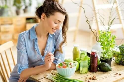 Årsakene til at folk velger en vegetarisk livsstil