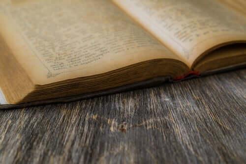En åpen bok