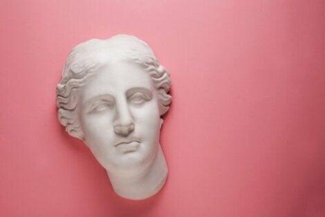 Afrodites hode.
