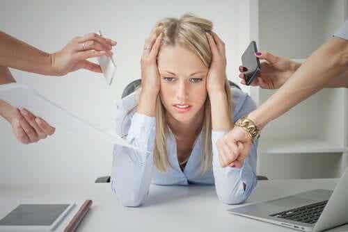 Kronisk stress kan gjøre at du mister hukommelsen