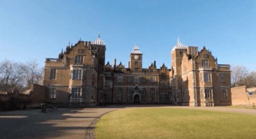 Aston Hall psykiatriske sykehus og dens historie