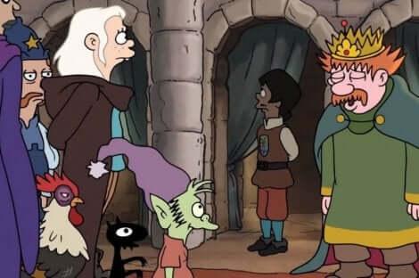 Matt Groening har skapt enda en serie som løfter frem problematiske sider ved samfunnet.