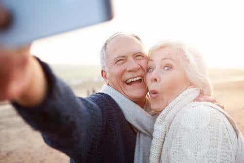 Forskjellen mellom det å bli eldre og det å bli gammel