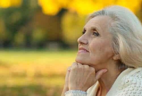 Fortvilelse forsvinner med alderen