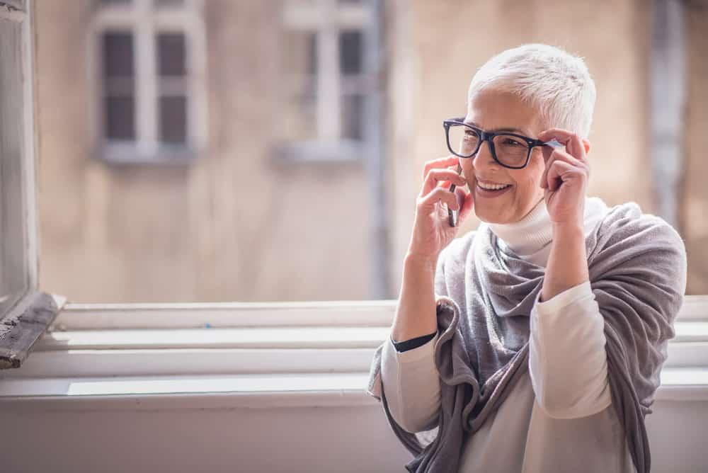 Fortvilelse forsvinner etter 60-årsalderen.