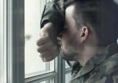 Soldat-syndromet: Posttraumatisk stresslidelse