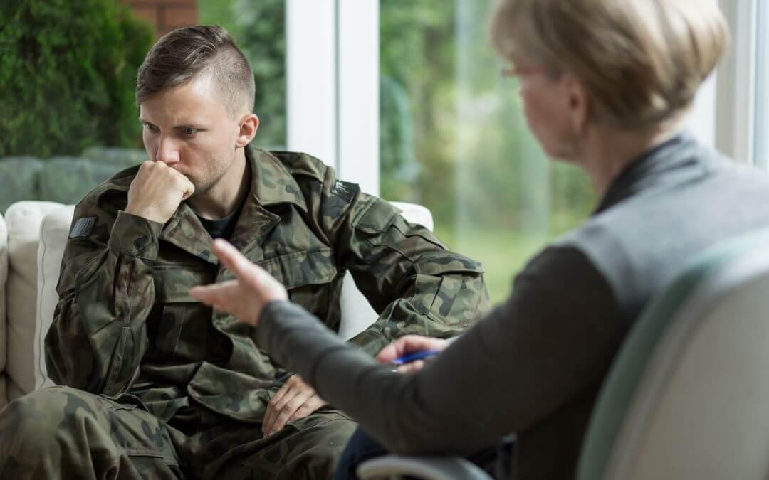 Soldat syndromet kan være vanskelige å takle innen militæret.