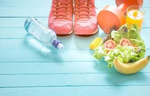 Nei til restriktiv slanking, ja til sunne vaner
