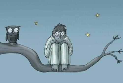 Å gå til sengs sint gjør deg søvnløs.