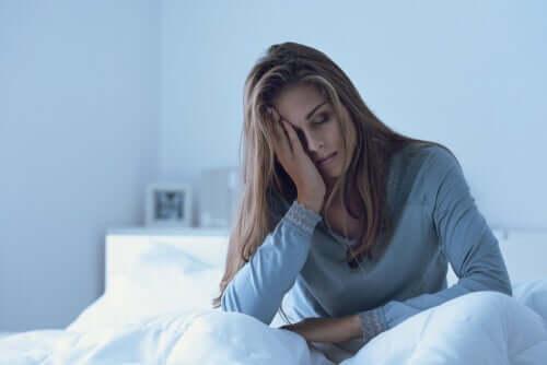 Mangel på søvn og konsekvensene av det