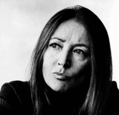 Oriana Fallaci, en biografi om et vitne