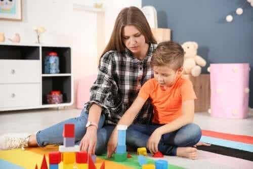 Psykologisk behandling for autisme