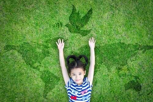 Tre måter å forklare fred for barn på