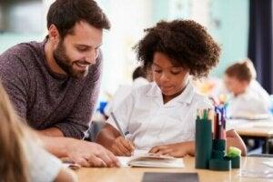 Undervisning er en viktig jobb og kan ha en evig innvirkning