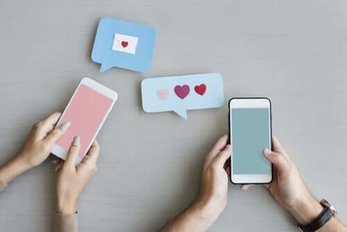 Dating-apper fra et psykologisk perspektiv