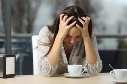 Masing, klaging og grubling er ofte et resultat av lav selvfølelse.