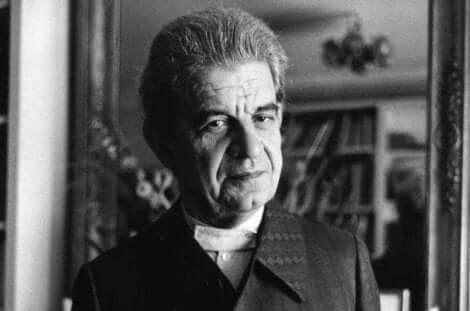 Jacques Lacan er mannen som utviklet teorien om objet petit a.