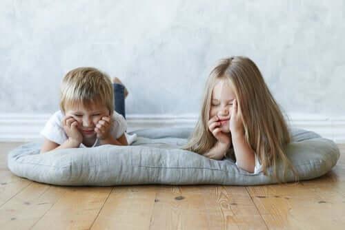 Kjedsomhet hos barn - et kraftfullt verktøy