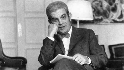 Jacques Lacan ble kjent på grunn av Aimée-saken