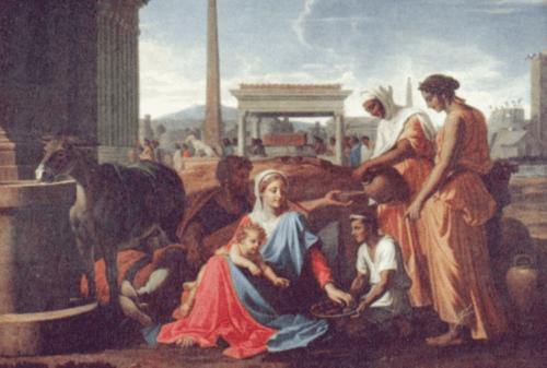 Orfeus og Eurydike - en myte om kjærlighet