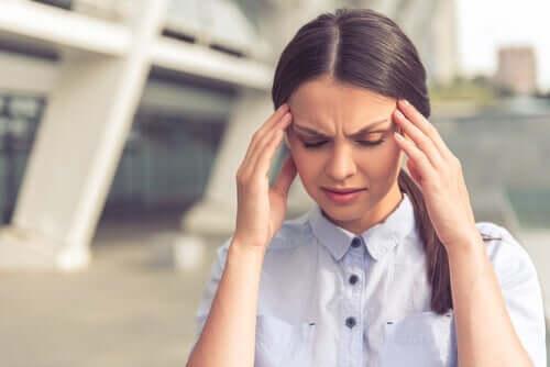 Stress i seg selv er egentlig ikke dumt, men burde ikke vedvare over tid.