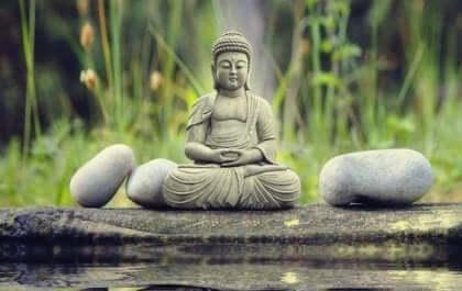 De ti åndelige rikene i zenbuddhismen