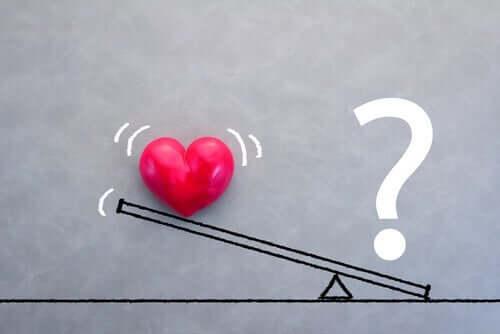 Et hjerte og balanse