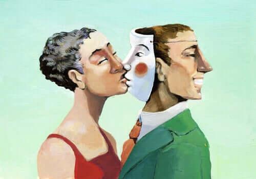 Tre typer falskhet: Simulering, løgner og bedrag