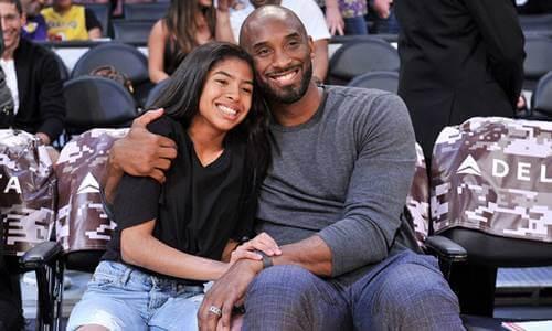 Far og datter.