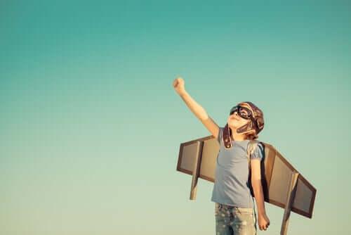 Tre nøkler for å dyrke kreativitet hos barn