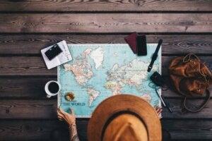 Å ta en lang reise for å flykte fra hverdagen