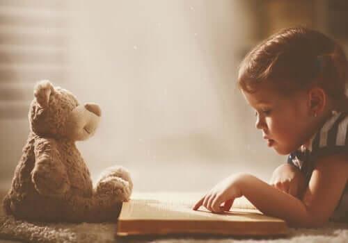 Lesing som en kilde til emosjonell bearbeiding hos barn