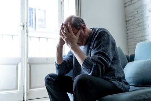 Hjemmeisolering og allerede eksisterende psykiske helseproblemer