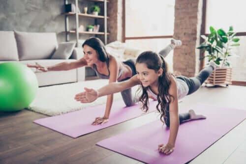 Fordelene ved virtuell trening for barn