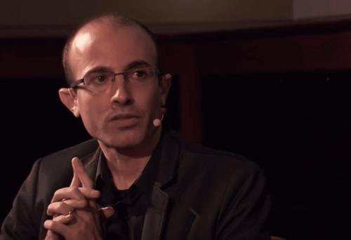 Pandemien sett gjennom øynene til Yuval Harari