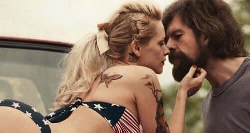 Alabama Monroe: kjærlighet, smerte og blekk