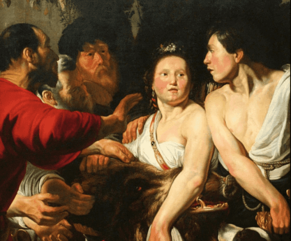 Myten om Atalanta: den vakre jegeren