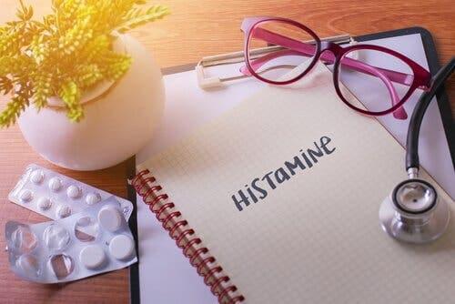 Hva er histaminer og hvordan fungerer de?