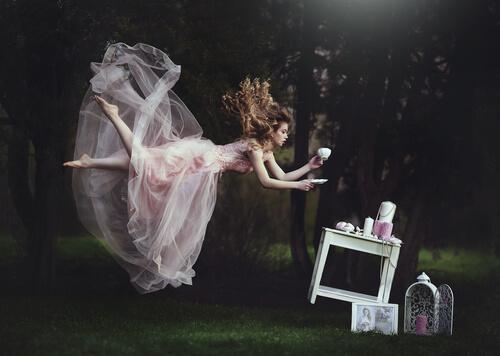 Feer og hekser: Kvinnelige stereotyper i eventyr