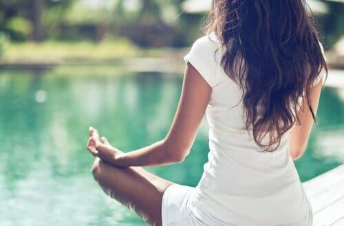 Fem typer meditasjon og fordelene med dem