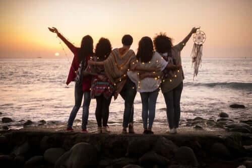 Fem tips for å velge vennene dine bedre