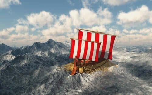 Legenden om Odyssevs, en ressurssterk helt