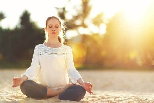 Meditasjon for daglige bekymringer.