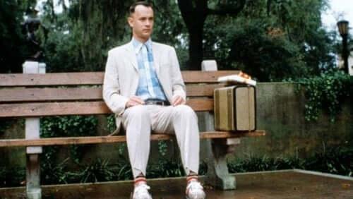 Forrest Gump vant seks Oscar-priser på Oscar-utdelingen
