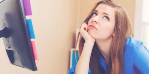 Vedvarende oppmerksomhet er slitsomt for de fleste.