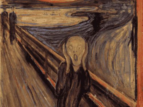 Edvard Munch: Malerier av kjærlighet og død