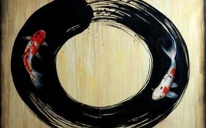 Ensō-sirkelen: Et zen-symbol for opplysning